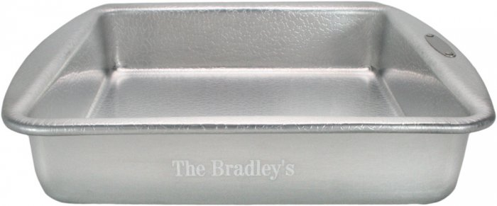 Personalized 9x9 Doughmakers Cake Pan 25 99 That S My