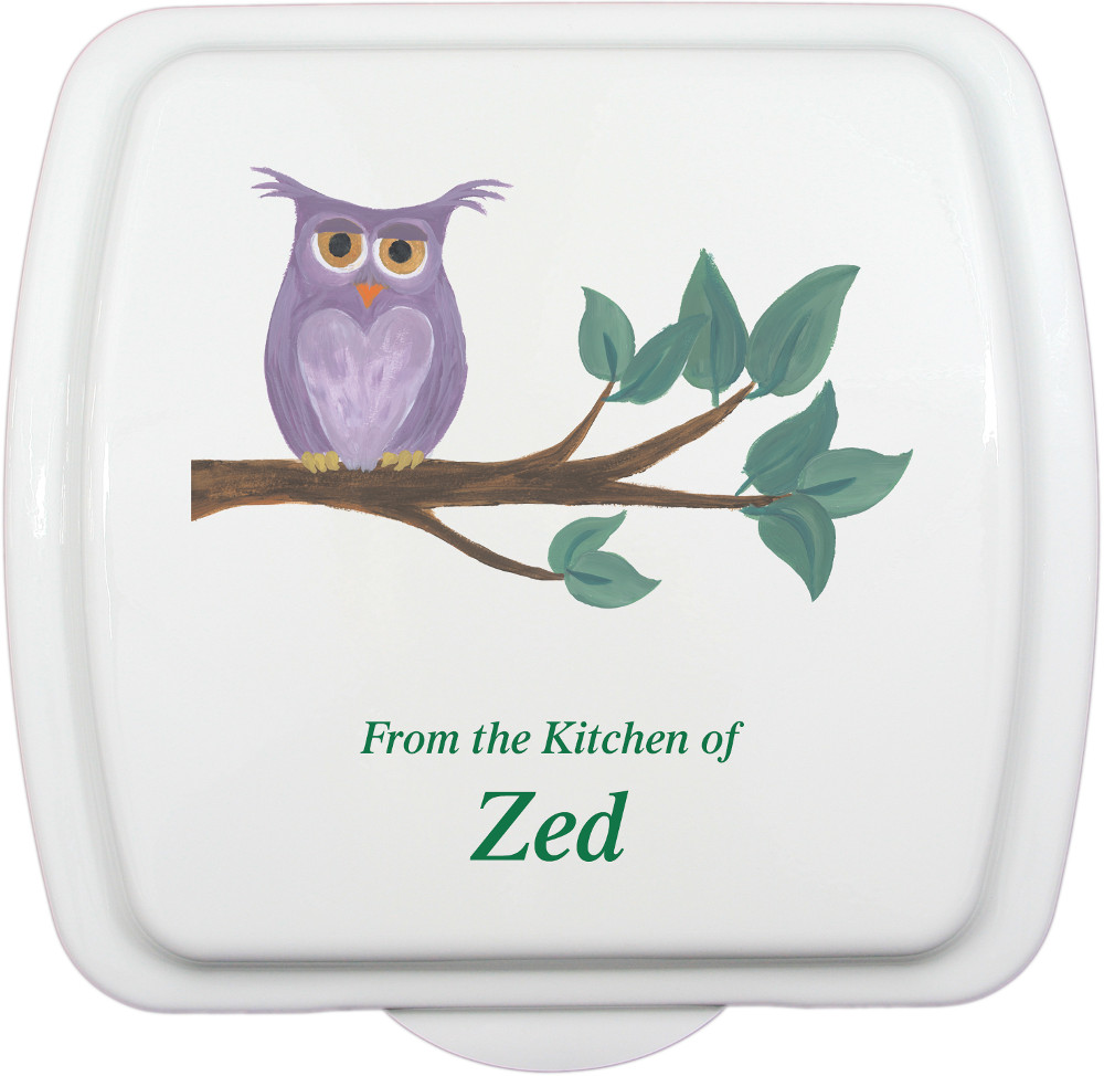 9x9 owl 1 design lid only that 39 s my pan for 9x9 kitchen designs