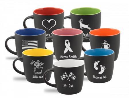 Custom Engraved Coffee Mugs 12 Oz Coffee Mugs That S